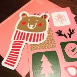 クリスマスカード。スタバ。.jpg