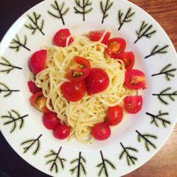 トマトのパスタ。.jpg