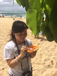 ハワイでフルーツ!!.jpg
