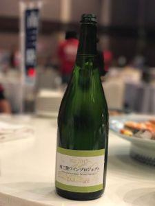 ワインプロジェクトのワインで乾杯。.jpg