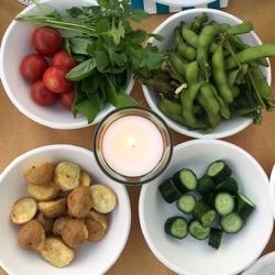 夏野菜。外で (1).jpg